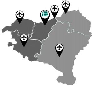 mapa euskadi larraioz